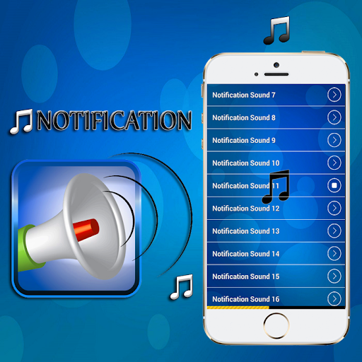how to change app notification sounds