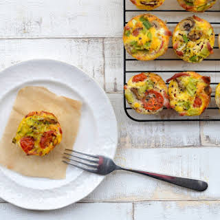 Breakfast Muffins With Meat Recipes.