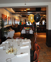 Photo: 90th Birthday Party Balloon Decorations 