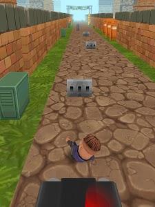 Mr Bully Run 3D screenshot 5