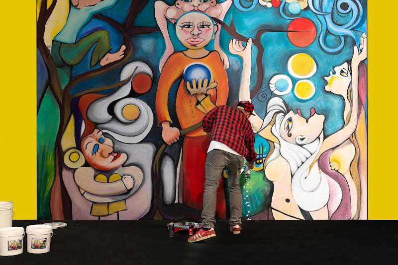 Arte di strada di Giancarlo Lava
