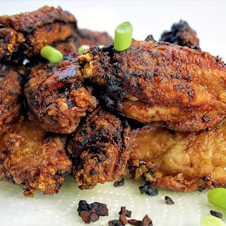 Sweet and Sticky Fish Sauce Chicken Wings Recipe