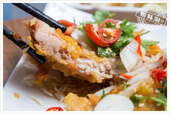 屏東南國咖啡泰式椒麻雞