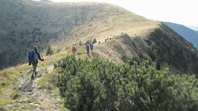 Photo: Klim naar de Stoh (1608 m)