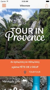 Tour in Provence Haut Var- screenshot thumbnail