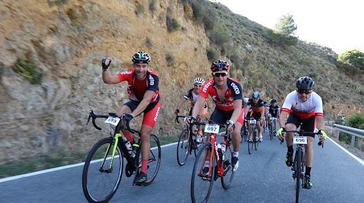 Cycling Friendly colabora con la Cicloturista La Indomable de Berja