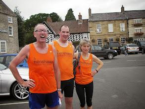 Photo: Oswaldkirk to Helmsley runners