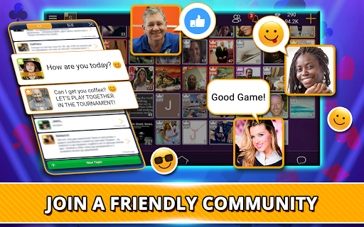 VIP Games: Hearts, Rummy, Yatzy, Dominoes, Crazy 8 android2mod screenshots 20