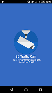 SG Traffic Cam- screenshot thumbnail