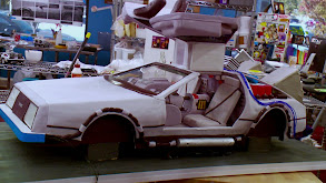 Charm City Cakes Goes Back to the Future thumbnail