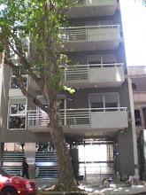 Photo: our apartment building