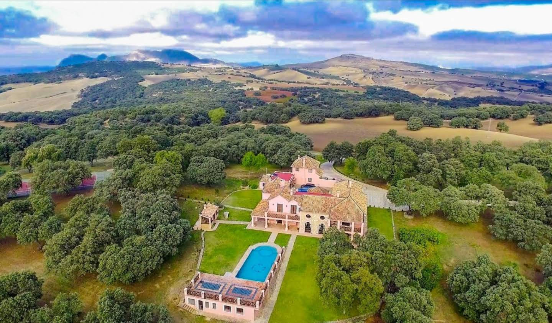 Propriété avec piscine et jardin Ronda
