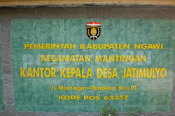 Profil Desa Jatimulyo Mantingan Ngawi