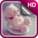 Cute Toys Live Wallpaper HD icon