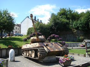 Photo: panthertank in Houffalize