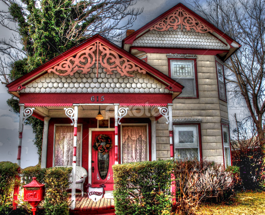 The Victorian by Nancy Tharp - Buildings & Architecture Other Exteriors