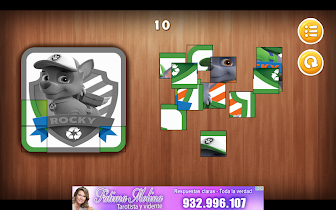 Paw Puppy Patrol Puzzle - screenshot thumbnail 13