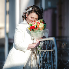 Wedding photographer Oksana Boeva (omegaart). Photo of 16.05.2014