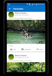 Facepage screenshot 6