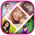 Picture Grid Photo Collage icon
