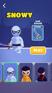 Stealth Master Mod Apk- Assassin Ninja Game (Unlimited Money + Unlocked) 4