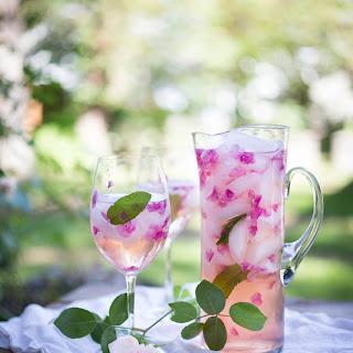 Rose Petal Food Recipes.
