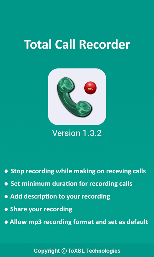 Total Call Recorder TCR