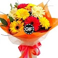 Flowers Bouquets Animated Images Gif icon
