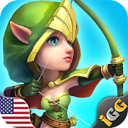 Castle Clash: Heroes of the Empire US Mega Mod