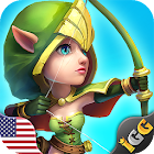 Castle Clash: Heroes of the Empire US icon