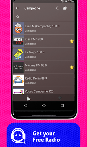 Download Offline Radio Mexico Free - Mexican Stations AM FM on PC