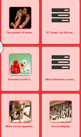 android Sex Facts Screenshot 2