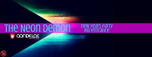 The Neon Demon: New Years Party : Aandklas Hatfield