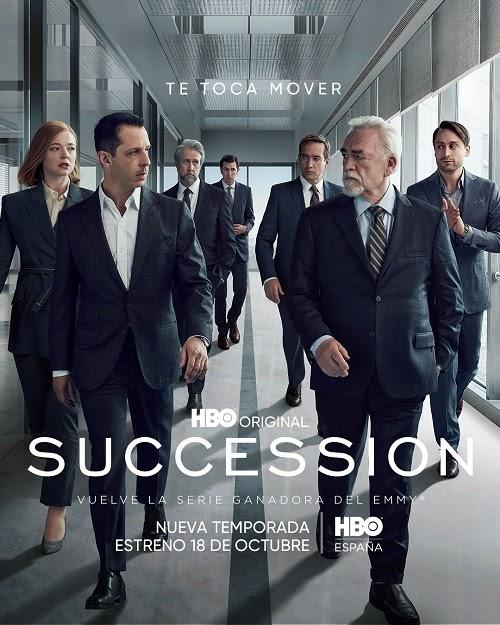 Succession Temporada 3