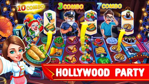 Cooking Party: Restaurant Craze Chef Cooking Games  screenshots 2