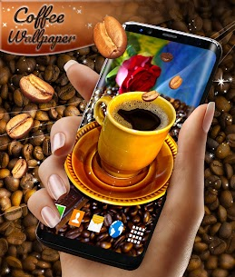 Coffee Live Wallpaper ☕ Beans HD Wallpapers 1