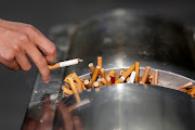 Where there's a will, there's a way - a survey has found that one in four smokers are defying the ban on tobacco sales.