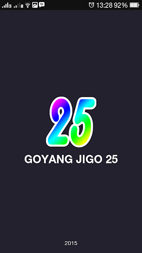 Goyang Jigo 25