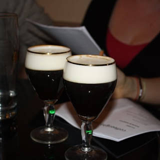 Dana Carpender's Low-Carb Irish Coffee.