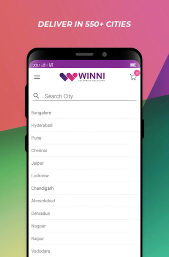 Winni - Cake, Flowers & Gifts Delivery India 3.16.0.1 screenshots 4