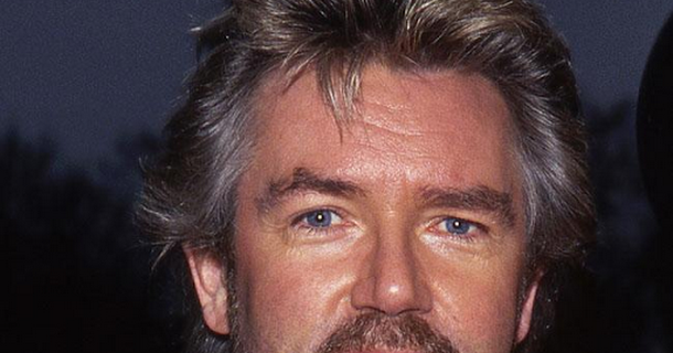 Noel Edmonds' afraid of water