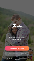 Tindo APK screenshot thumbnail 1