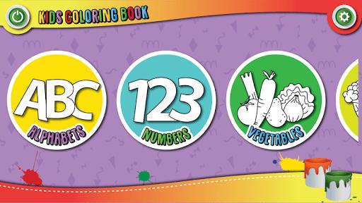 Kids Coloring Book : Coloring Fun 1.0.0.6 screenshots 9