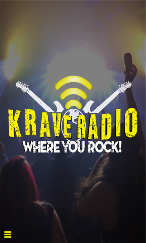 Krave Radio- screenshot