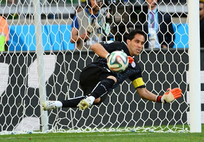 Coupe des Confédérations : Pizzi salue la performance de Claudio Bravo