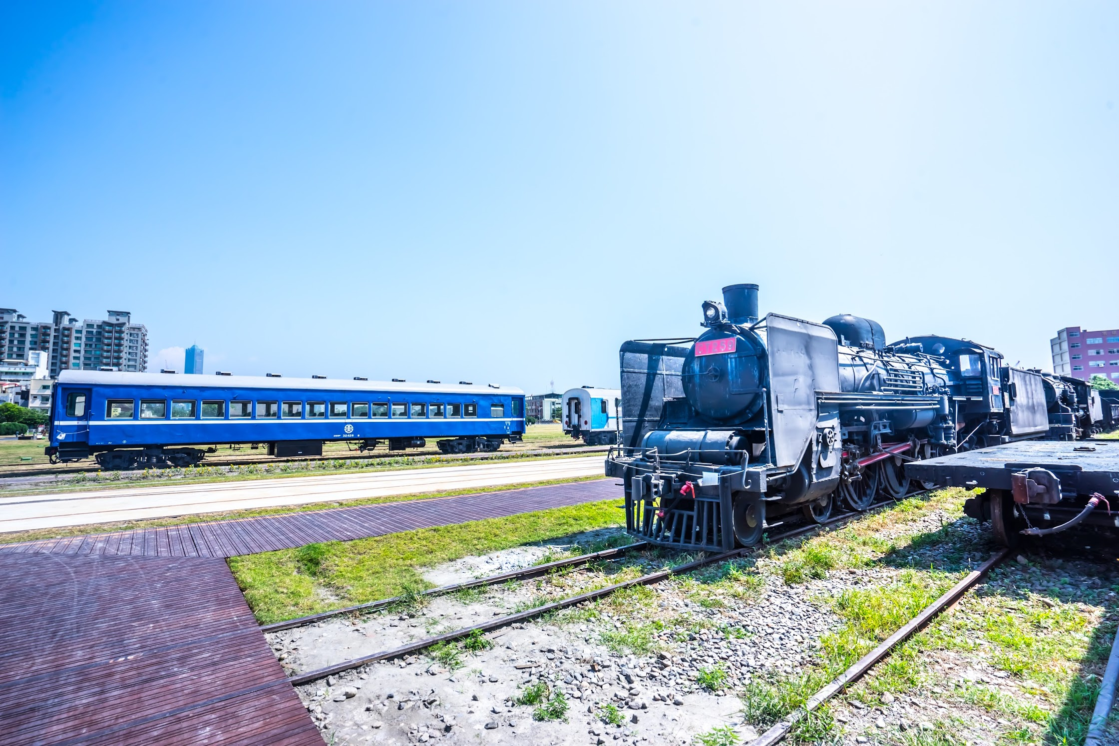 Kaohsiung Hamasen Railway Cultural Park1