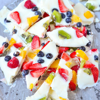 Fruit Yogurt Dessert Recipes