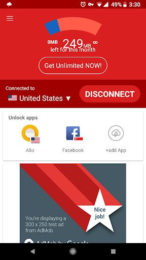 Eagle VPN - Super Fast VPN Proxy - Unlimited VPN 1.8.e.181022 screenshots 4
