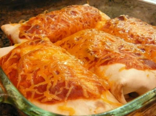 Easy Beef Enchiladas Recipe