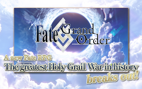 Fate/Grand Order (English) Screenshot